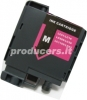 Cartuccia magenta compatibile per Brother LC-1100M - LC980M