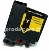 Cartuccia giallo compatibile per Brother LC-1100Y - LC980Y