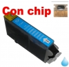 Cartuccia Compatibile per HP Ciano 364XL  (con chip)