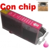Cartuccia Compatibile per HP Magenta 364XL  (con chip)