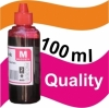 Inchiostro compatibile magenta per Canon (100ml)