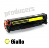 Toner Giallo Compatibile per HP ( CC532A )