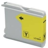 Cartuccia giallo compatibile per Brother LC1000Y - LC-970Y