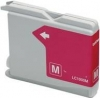 Cartuccia magenta compatibile per Brother LC1000M - LC970M
